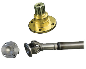 Flange Kit , Drive Shafts