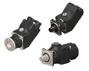 Constant Displacement Piston Pumps