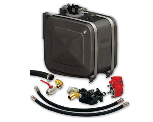 Hydraulic kit for Truck Tractors